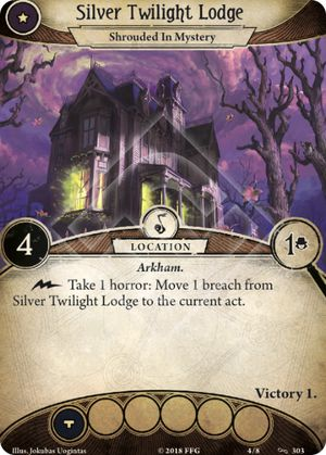 Silver Twilight Lodge